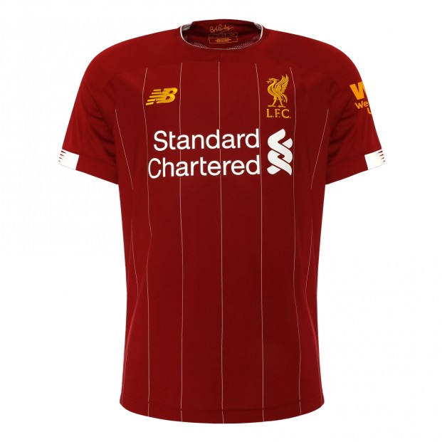 Liverpool Home Kit 19/20