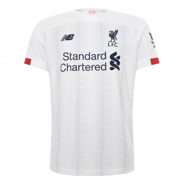 Liverpool Away Kit 19/20