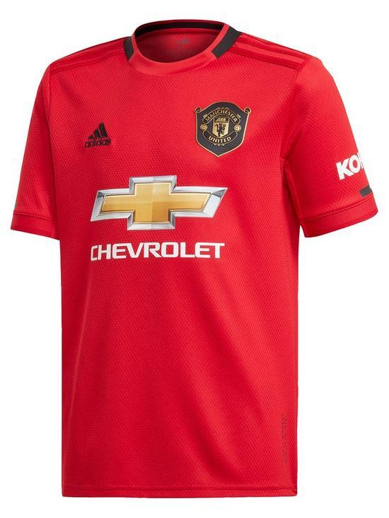 Manchester United Home Kit 19/20