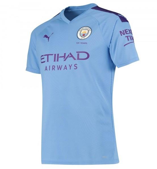 Manchester City Home Kit 19/20