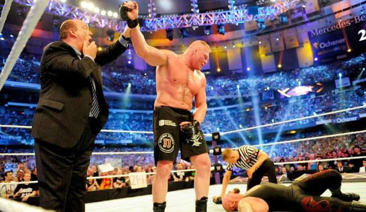 History of the WWE